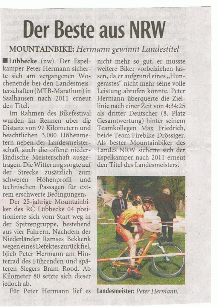 2014_05_16 Neue Westfälische