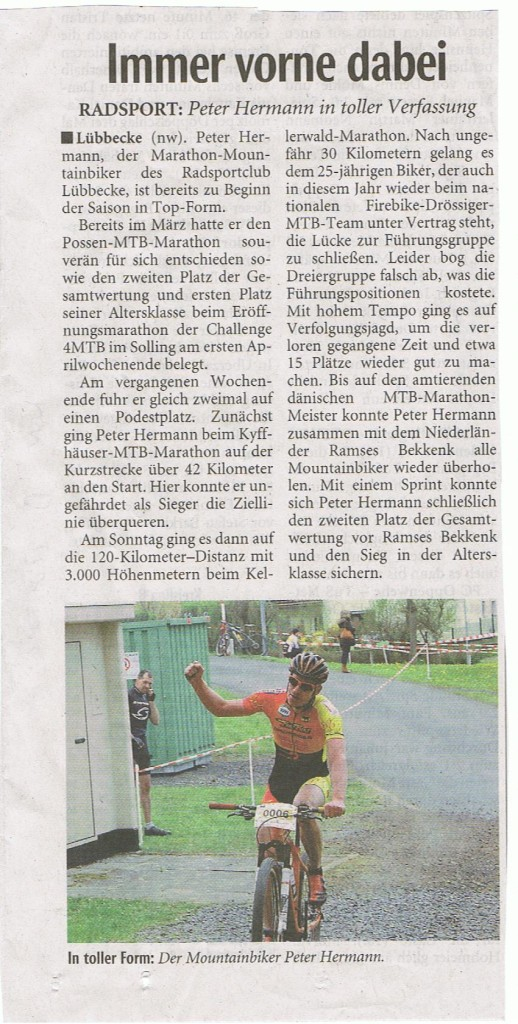 2014_05_19 Westfalenblatt