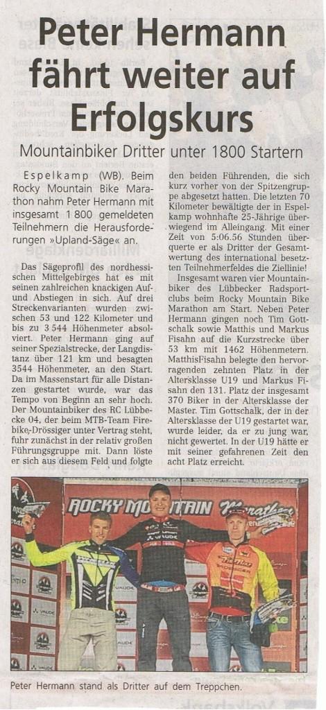 2014_06_19 Westfalenblatt